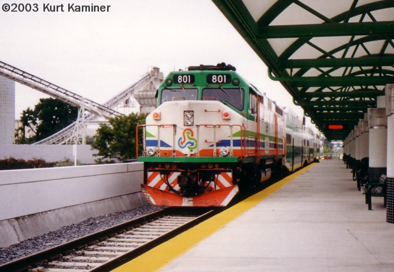 The Tri-Rail Railfan - Photo Archive & HO Scale